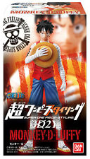 Bandai ONE PIECE Super Styling Monkey D Luffy 3D2Y Figure