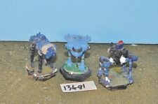 mech warrior battletech 3 mechs metal (13481) FASA ral partha
