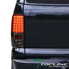 SMOKE LENS LED TAIL LIGHTS REAR LAMP AW 2000-2006 SUBURBAN TAHOE YUKON DENALI XL