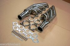 LS Turbo Headers LS1, LS2, LS3, LS6, LSX Forward Facing Vband Swap Chevy V8 346