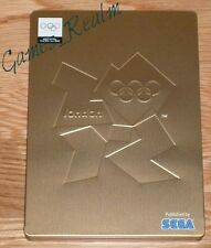 London 2012 Gold Steelbook G1 - Limited Collectors NO GAME Rare