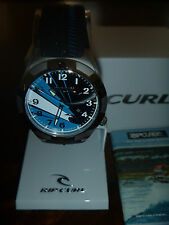 RIP CURL mens or boys CUBA PU SURF WATCH rrp$120 BRAND NEW Limited MF Blue