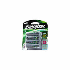 8 x Energizer AA 2300 mAh Rechargeable Batteries