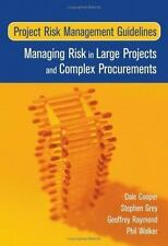 Project Risk Management Guidelines: Managing Risk in Large Projects an-ExLibrary