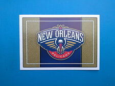 2016-17 Panini NBA Sticker Collection n.231 Logo New Orleans Pelicans
