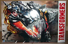 Transformers 2014 SDCC Age of Extinction Dinobots Exclusive Hasbro