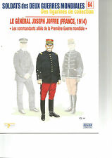 OSPREY -DELPRADO N°64 LE GENERAL JOSEPH JOFFRE (FRANCE, 1964)