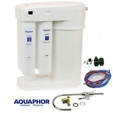 AQUAPHOR MORION Compact Reverse Osmosis Water Filter K5 K2 K7M mineralization