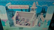 Sylvanian Families Vintage School - Boxed Set - Second Hand from 1980s