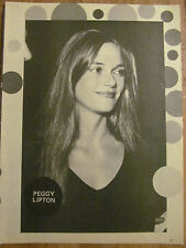 Peggy Lipton, Mod Squad, Full Page Vintage Pinup