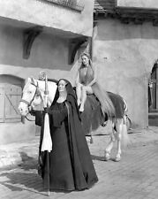 8x10 Print Maureen O'Hara Lady Godiva of Coventry 1955 #GOD