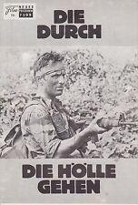 Die durch die Hölle gehen (WNF) - Robert De Niro / Christopher Walken