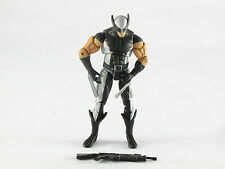 "Marvel Universe Wolverine, X-Force Single Card 4"" Figure, X-Men With Gun V2"