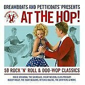 Dreamboats and Petticoats at the Hop (2 CD Set) 50s and 60s Music (Various)
