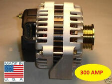 GMC Yukon XL NEW Alternator 300 AMP 2005 2006 6.0L