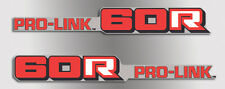 HONDA 1984 CR60 CR 60 SWINGARM PRO-LINK PROLINK WICKED TOUGH DECALS GRAPHICS