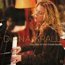 Diana Krall GIRL IN THE OTHER ROOM 180g VERVE RECORDS New Sealed Vinyl 2 LP