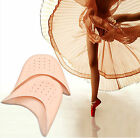 1Pair Palm Insole foot Silicone Dance Pain Relief Gel Shoes Heels Cushion Pads