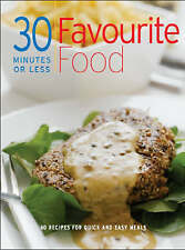 Favourite Food (30 Minutes or Less)  Excellent Book
