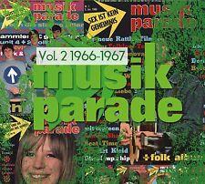 Musik Parade Vol. 2 1966-1967 - Jetzt im wertstabilen Digi-Pack!