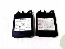 ENTRELEC 8018.01 OPTO COUPLER SOLID STATE RELAY (LOT OF 2) *XLNT*