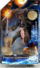 "Pirates of Caribbean On Stranger Tides 6"" Figure Wave 1 CAPTAIN JACK SPARROW"