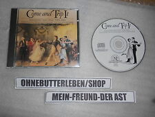 CD VA Come And Trip It - Instrumental Dance Music (21 Song) NEW WORLD REC
