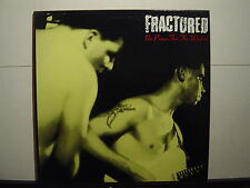 FRACTURED NO PLACE FOR THE WICKED NEO ROCKABILLY PSYCHOBILLY LP