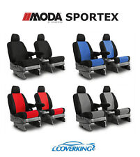 CoverKing MODA Sportex Custom Seat Covers for Ford F-150 F-250 F-350 F150 F250