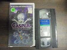 "USED VHS MOVIE ""Casper"" A Spirited Beginning"