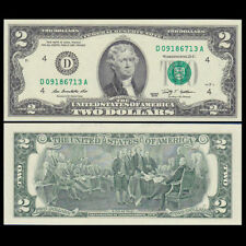 USA- 2 Dollars,Rare Denominations, Cheapest in ebay.