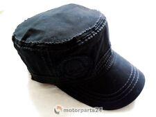 Harley Davidson Skull Totenkopf Vintage Painters Cap Hubcap Kappe Mütze PC102930