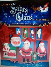 NEW VINTAGE CHRISTMAS $$$ ID SANTA CLAUS PRICE GUIDE COLLECTORS BOOK