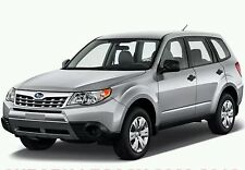 SUBARU FORESTER 2009-2013  FACTORY SERVICE REPAIR MANUAL HTML Version Fast Send