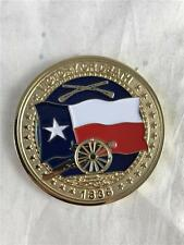 "NEW Remember The Alamo San Antonio TX Coin Token 2"" Metal 1836 Victory Or Death"