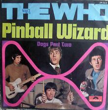 "7"" 1966 ROCK RARE IN VG+++ ! THE WHO : Pinball Wizard"