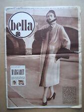 BELLA - Rivista moda n°46 1955 Mike Bongiorno   [D39]