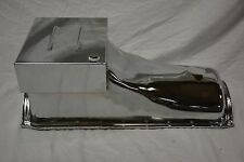 CHROME 1970-82 FORD Small Block 351C 351M 400 V8 5.8L 6.6L 8QT OIL PAN SBF