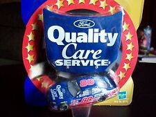 Dale Jarrett FORD QUALITY CARE CAR & HOOD #88 NASCAR free shipping in the USA