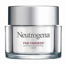 NEUTROGENA® FINE FAIRNESS OVERNIGHT BRIGHTENING CREAM 50g /1.7oz (All Skin Type)