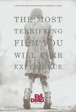 The Evil Dead movie poster print (a) - 11 x 17 inches 2013 Horror