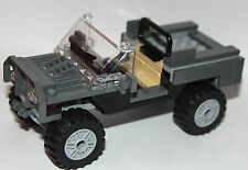 original LEGO NEW PARTS - off road EXPEDITION CAR - jeep - my design