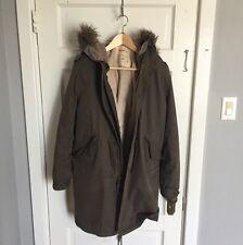 Aritzia TNA Parka Brittania Medium Winter Coat