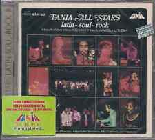 SALSA rare FANIA remastered CD W/BOOKLET Fania All Stars LATIN SOUL ROCK smoke