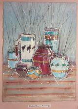 Koenig sud-ouest - Michael Bryan peintures -60 x86cm, 1987 AFFICHES authentique