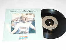 "STAGE ONE - POWER TO THE PUPILS - UK  7"" Vinyl Single"