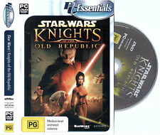 Star Wars: Knights of the Old Republic PC (More in Store)