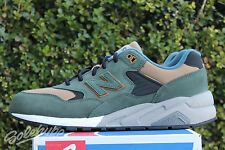 MITA SNEAKERS X NEW BALANCE 580 SZ 10 DOUBLE DIME YELLOW OLIVE MRT580KC