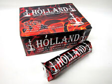 Holland 40mm Hookah Charcoal - 1 Roll (10 Tablets) Quick Lighting Coals Incense