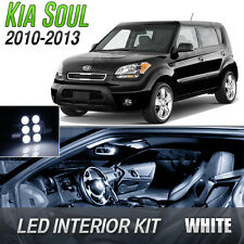 White LED Lights Interior Kit for 2010-2013 Kia Soul